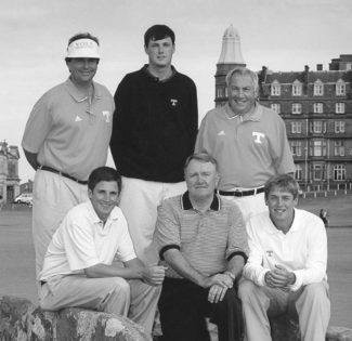 college golf consultant